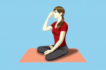 pranayama yoga sravanthi