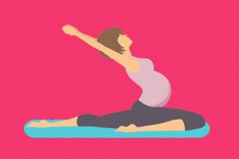 prenetal yoga sravanthi